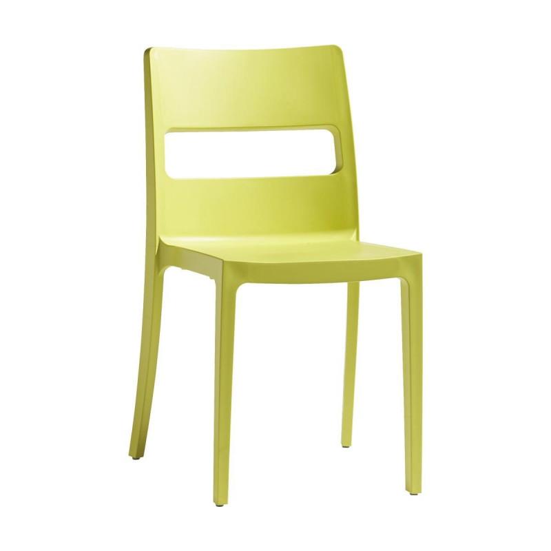 Krzesło Sai zielone - SCAB Design