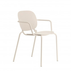 Krzesło SI-SI Arm białe - SCAB Design