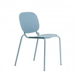 Krzesło SI-SI niebieskie - SCAB Design