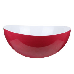Miska Turp biało czerwona XL - Intesi