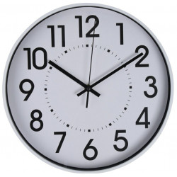 Zegar Batui biały - Intesi