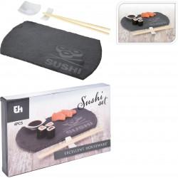 Zestaw do sushi STONE 4 elementy - Intesi