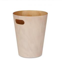 Kosz, naturalne drewno, WOODROW - Umbra b.v.