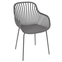 Krzesło Escar szare - Intesi