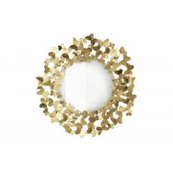 INVICTA lustro wiszące BUTTERFLAY 78 cm złote motyle